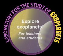 ExoLab logo/button